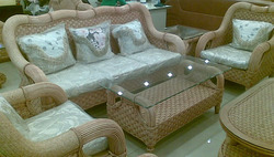 Wooden Sofa 3052