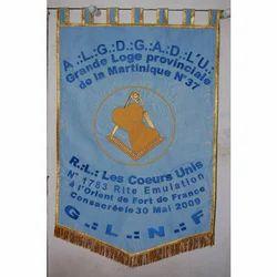 Grand Loge Provicial Large Banner