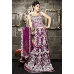 Embroidered Lehengas