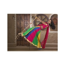 Multi Colour Chaniya Choli