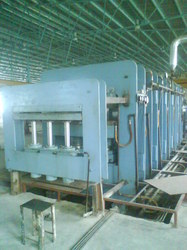 Conveyor Belt Presses