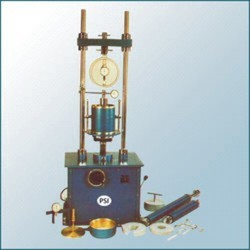 California Bearing Ratio Apparatus (Motorized)