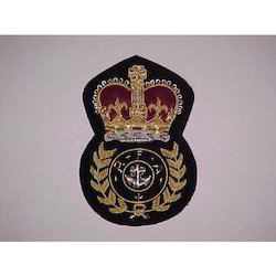 Royal Fleet Auxilarry Chief Petty Officer Cap Badge