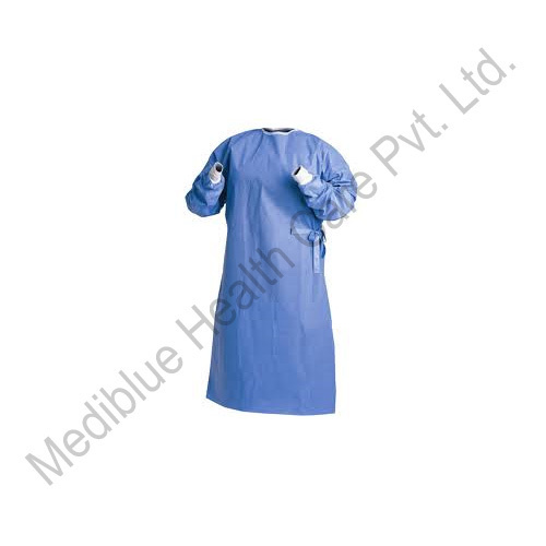 Surgical Wraparound Gown