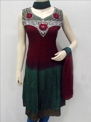 Indian Ladies Salwar Kameez