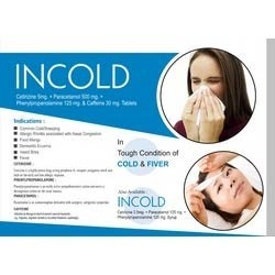 Incold Tablets