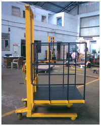 Manual Hydraulic Forklift