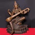 Bronze Saraswathi