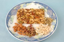 Mix Dry Fruits Chikki