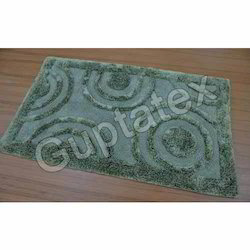 Cotton Rayon Bath Mats