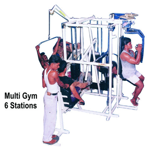 Multi Gym 6 Station