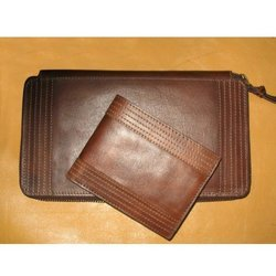 Men's Zipper Wallet