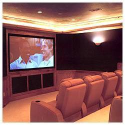 Media Room Interior Designing