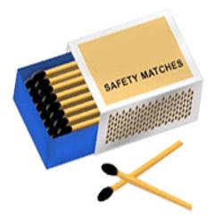 Safety Matches Acid Casein