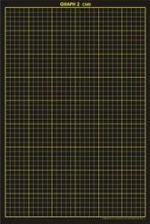 Graph 1 Cm Square Graph For Mathematics Chart