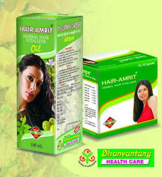 Hair Amrit Oil