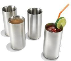 Stainless Steel Glasses
