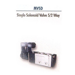 MVSD Single Solenoid Valve 5/2 Way
