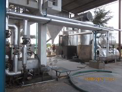 Husk Fired Thermic Fluid Heater