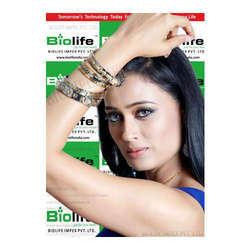 Biomagnetic Titanium Bracelets