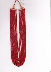 Ruby Uncut Beads