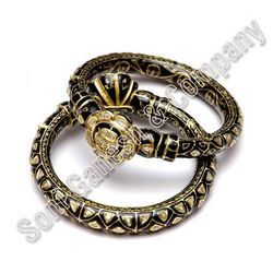 Diamond Kundan Bangles