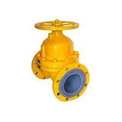 PTFE Lined Diaphragm Valve