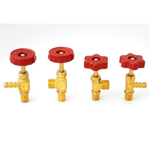 F Type Canteen Burner Valves
