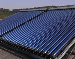 Evacuated Tube Solar Collectors