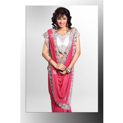 Sarees With Designer Blouse