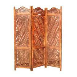 Decorative Wooden Partition