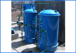 Pressure Sand & Activated Carbon Filter