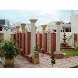 Mint Sandstone Column