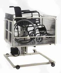 Motorized Wheelchair Lift