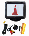 Rearview System with 3.5-inch TFT LCD Monitor
