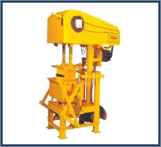 CM6 Block Making Machine