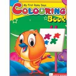 My Rainy Days Colouring Books