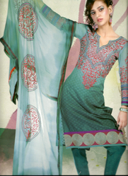 Heavy Dupatta Suits