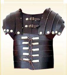 Lorica Segmentata- Leather
