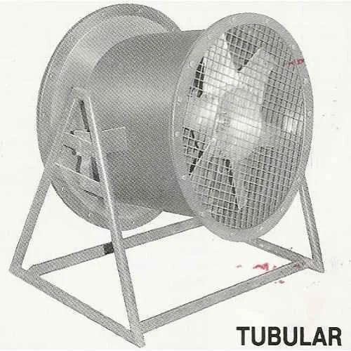Almonard Industrial Fans Tubular Fans Authorized Wholesale Dealer From Noida