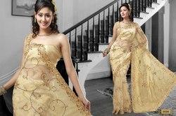 Kali Style Saree