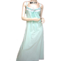 Ladies Plain Maternity Gown