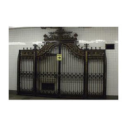 French Model Gate