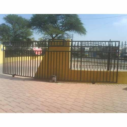 Automatic gates automatic sliding gate manufacturer from for Gate motor installation prices