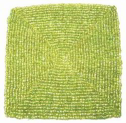 Beaded Coaster CO106