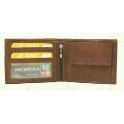 Leather Gents Wallet
