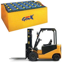 Battery Operated vehicles fork lift
