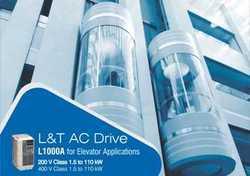 L1000A Elevator Drive