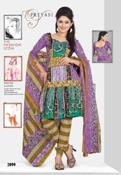 Preyasi Cotton Dress Material