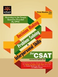IAS CSAT Textbooks